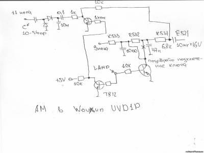 WOUXUN KG-UVD1P AIR с